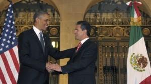 (Cuartoscuro) EPN se reúne con Obama