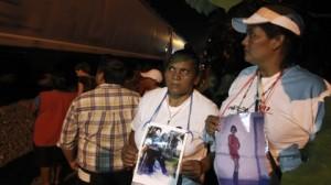 Madres centroamericanas buscan a sus hijos desaparecidos (Félix Márquez/Cuartoscuro)