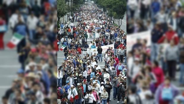 Habrán marchas y bloqueos este lunes en distintas ciudades del país