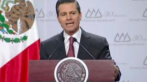 El mandatario mexicano reconoció el acuerdo Cuba-EU. Foto/Presidencia
