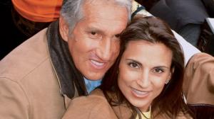 Arturo Montiel y Maude Versini. Conflicto por los hijos de ambos. Foto/Especial