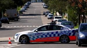 Policía acordonó el suburbio de la localidad australiana de Cairns.
