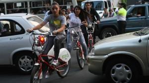 Para 2015 continuará la expansión ciclista como alternativa de transporte.