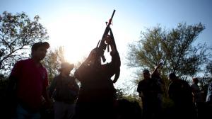 Grupos de Autodefensa. Nuevamente en armas. Foto/Cuartoscuro