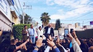 (@panmichoacan) Registro de Cocoa Calderón a gubernatura de Michoacán