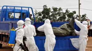 Un muerto más por ébola. Foto/AP