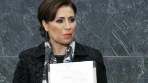 Rosario Robles Berlanga, titular de la Sedesol