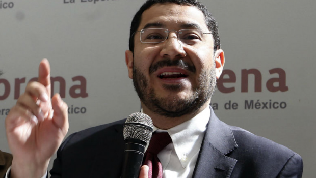 PGR es responsable de blindaje electoral, no los partidos: Martí Batres