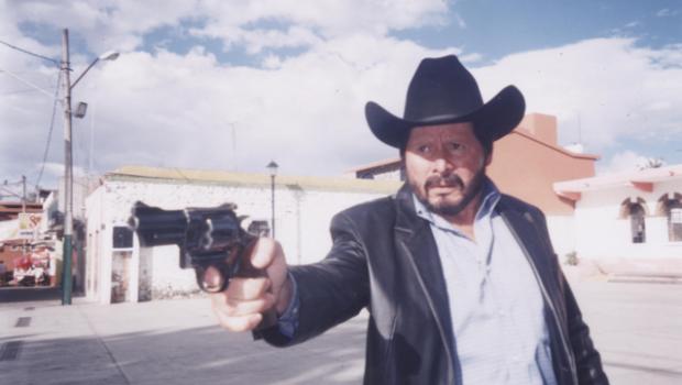 """""""El Gatillero"""", actor de películas de los Almada se postula para diputado federal por el PRI"""