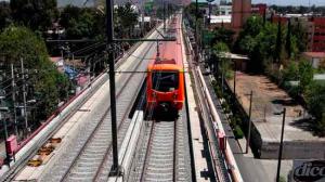 Trenes de la Línea 12. Defectos. Foto/Notimex