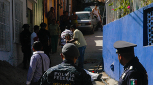 Acapulco registra 67 asesinatos desde diciembre, pese a presencia de Gendarmería. Foto: Bernandino Hernández/Cuartoscuro