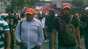 Reanudan marcha sobre Calzada de Tlalpan