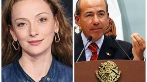 Florance Cassez y Felipe Calderón se enfrentan por demanda