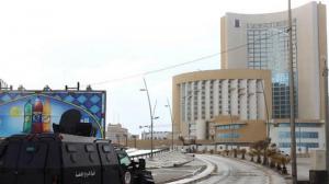 Ataque a un hotel en Trípoli reivindicado por rama libia del EI Foto: @biobio