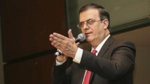 Marcelo Ebrard. A la defensiva. Foto/Cuartoscuro (Archivo)
