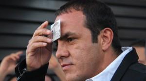 Cuauhtémoc Blanco se registró como precandidato. Foto/Cuartoscuro (Archivo)