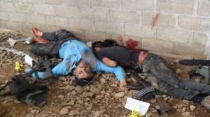 Ejecución extrajudicial en Tlatlaya