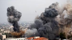 El año pasado durante la ofensiva militar por parte de israelíes a la Franja de Gaza, muchas familias resultaron afectadas.