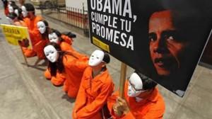 Unos de los proyectos de Obama consiste en cerrar la cárcel de Guantánamo.