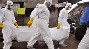 Se analizaron cientos de muestras de sangre de pacientes del virus. Foto/AP