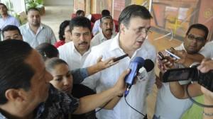 Marcelo Ebrard. Acusaciones. Foto/Cuartoscuro (Archivo)