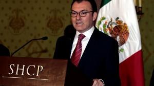 Luis Videgaray anunció un ajuste al gasto público