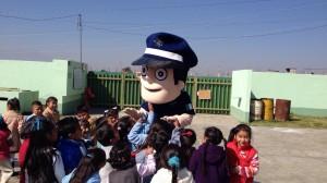 Realizaron actividades de integración del grupo, que fomentan el respeto y confianza entre los infantes.