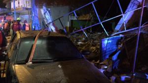 13 viviendas resultaron con daños menores. Foto/@pcxalapa