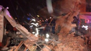 Los 9 heridos registrads fueron llevados al hospital, y se dieron de alta por no presentar lesiones o quemaduras de consideración.